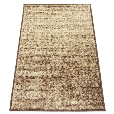Hedwig Beige Area Rug Rug Size: Rectangle 8 x 10