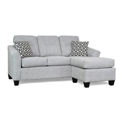 Desales Sectional Upholstery: Alpha 55