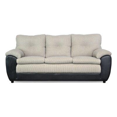 Brewster Sofa Upholstery: Scottice 71 / San Marino Black