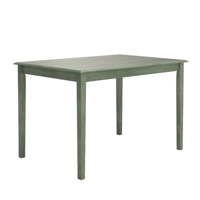Oneill Dining Table Color: Dark Sea Green