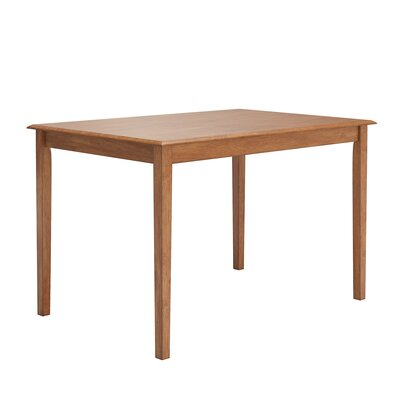 Oneill Dining Table Color: Oak