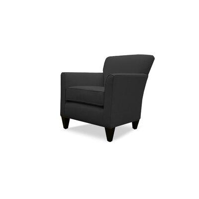 Danville Linen Armchair Finish: Charcoal