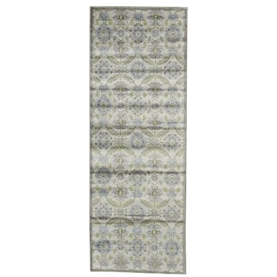 Knox Birch & Taupe Area Rug Rug Size: Runner 21 x 71