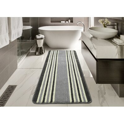 Carreras Light Gray Bath Mat