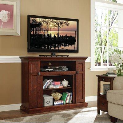 Billington 46 TV Stand Color: Dark Walnut