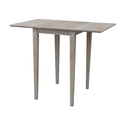 Brookhurst Dining Table Finish: Weathered Gray