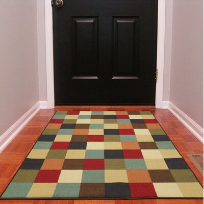 Galesburg Area Rug Rug Size: Rectangle 82 x 910