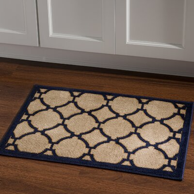 Alica Cream Area Rug Rug Size: Rectangle 2 x 3