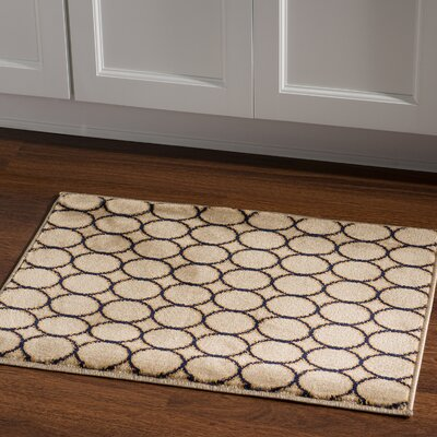 Alica Multi Brown Area Rug Rug Size: Rectangle 2 x 3