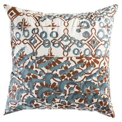 Mikros Cotton Throw Pillow