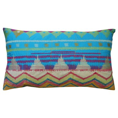 Java Bright Cotton Lumbar Pillow