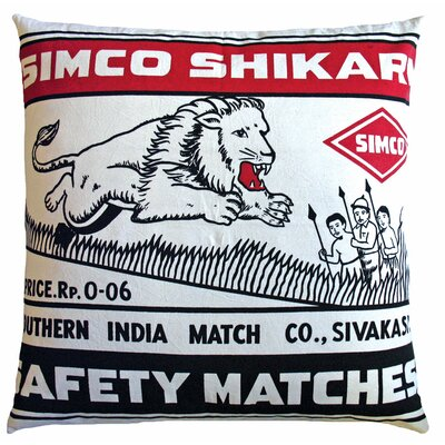 Match Co Cotton Euro Pillow