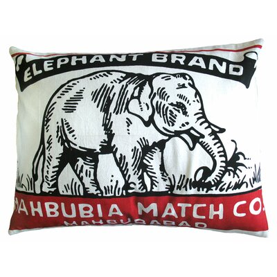 Match Co Sham Cotton Lumbar Pillow