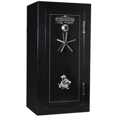 Dual Combination Gun Safe Lock Type Product Image 1083