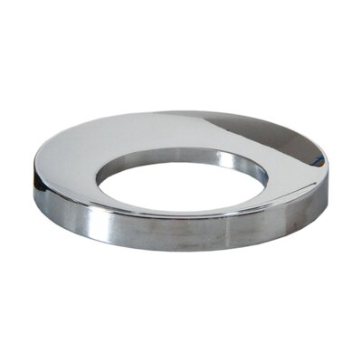 Brass Mounting Ring Finish: Chrome