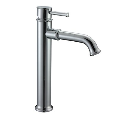 Single Handle Bathroom Faucet Finish: Chrome