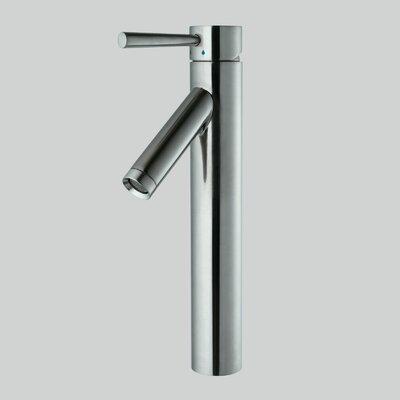 Single Handle Bathroom Faucet Finish: Chrome