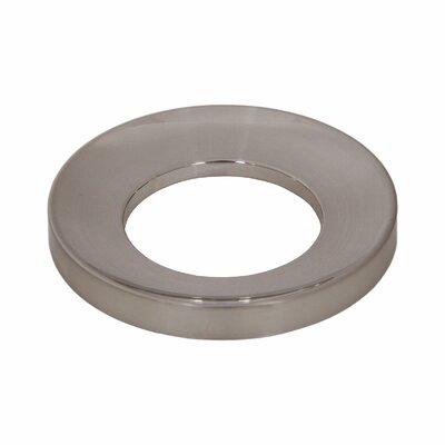 ABS Mounting Ring Finish: Brushed Nickel