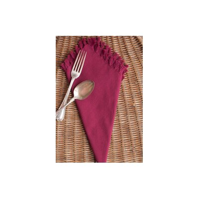 Essential Napkins Color: Magenta