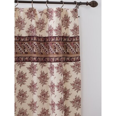 Marseille Cotton Shower Curtain
