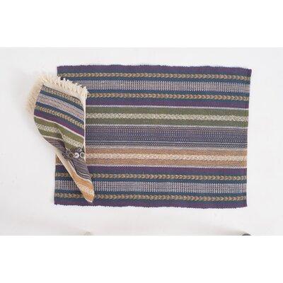 Tribal Weave Rib Placemat MPWTRIX.Multi