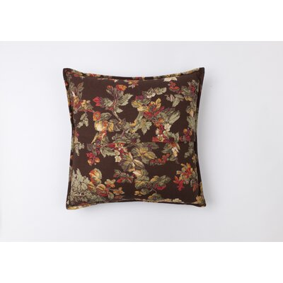 Autumn Splendour Cotton Throw Pillow