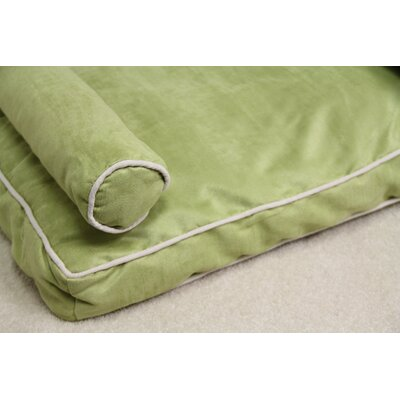 Daybed Cushion Dog Sofa Color: Kiwi Green