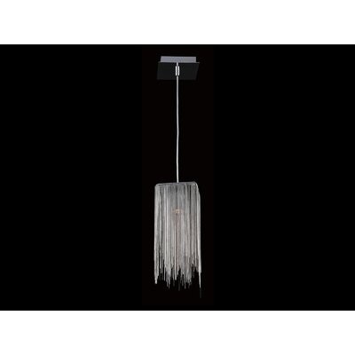Ahart Contemporary Mini Pendant Finish: Chrome