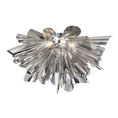 Bowery Lane 7-Light LED Flush Mount