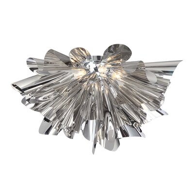 Bowery Lane 5-Light LED Flush Mount