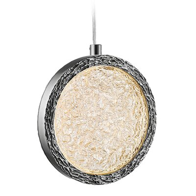 Holmberg LED Mini Pendant Finish: Polished Nickel
