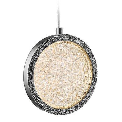 Holmberg LED Mini Pendant Finish: Polished Nickel