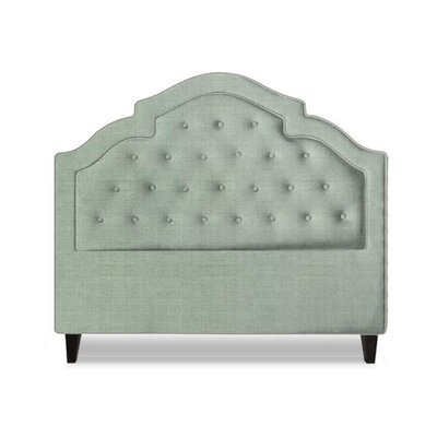 Sheila Upholstered Panel Headboards Size: King