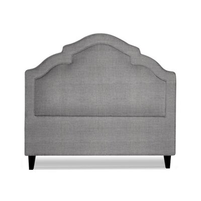 Sheila Upholstered Panel Headboard Size: King, Upholstery: Sterling
