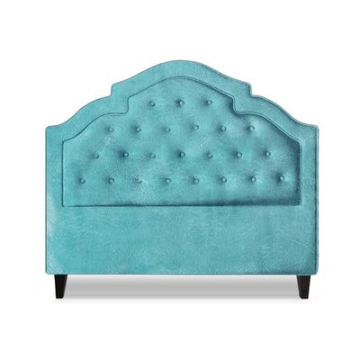 Sheila Upholstered Panel Headboards Size: Queen