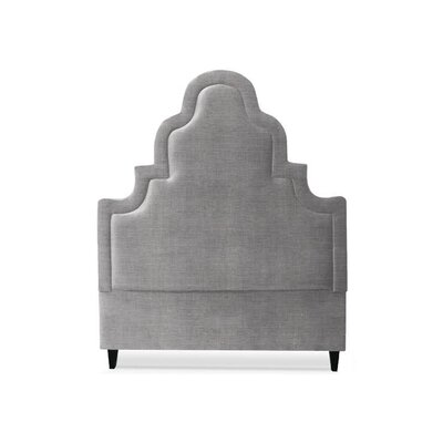 Meela Upholstered Panel Headboard Size: California King