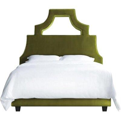 Natalie Upholstery Platform Bed