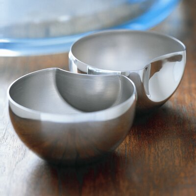 Carl Mertens Carl Mertens Liasion Cups Divided Candy / Nut Bowl CM-5662