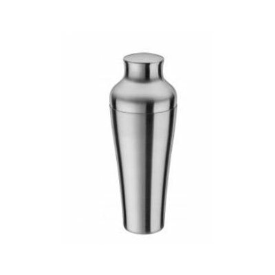 Carl Mertens Hampton 25.3 Oz Satin 2 Piece Cocktail Shaker