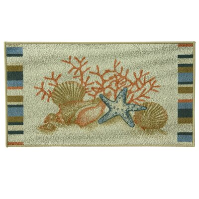 Classic Berber Seaside Doormat
