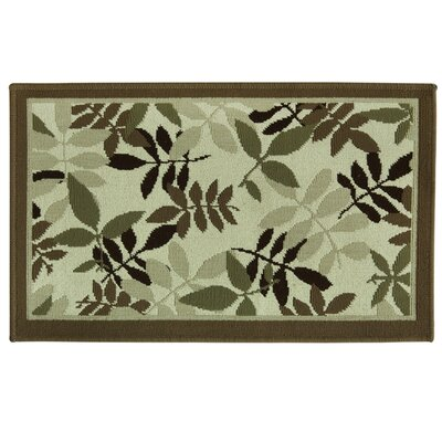 Elegance Aberdeen Doormat Mat Size: Rectangle 18 x 29