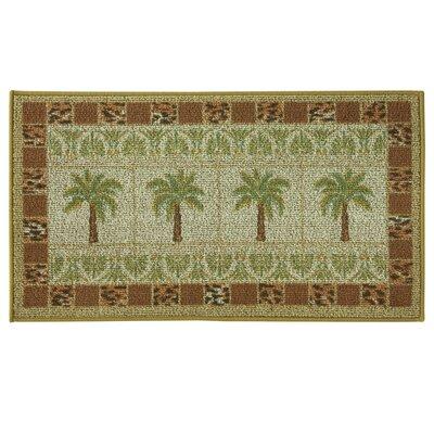 Classic Berber Oasis Grid Doormat
