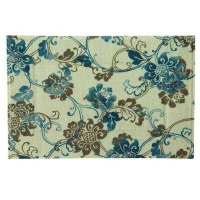 Elegant Dimensions Elise Doormat Rug Size: 18 x 29