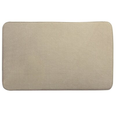 Standsoft Doormat Color: Khaki