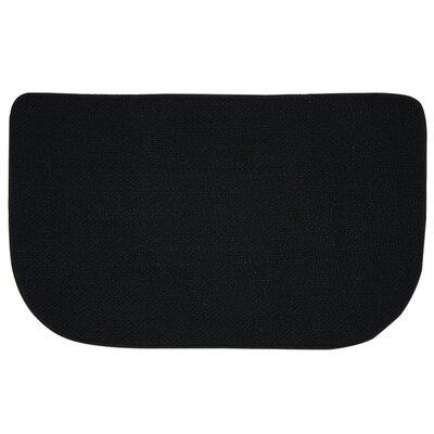 Standsoft Slice Kitchen Mat Color: Black