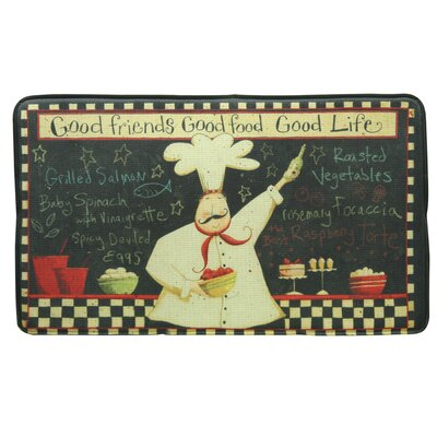 Standsoft Good Life Vintage Doormat