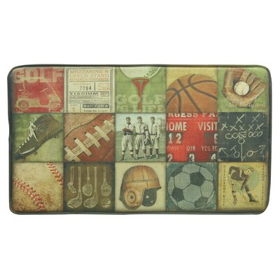 Standsoft Lets Play Vintage Doormat