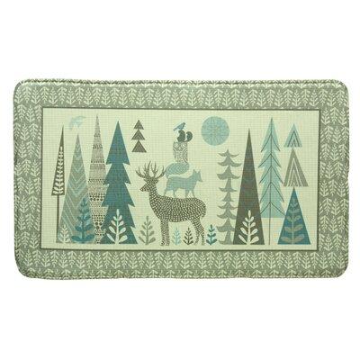 Standsoft Forest Folklore Vintage Doormat