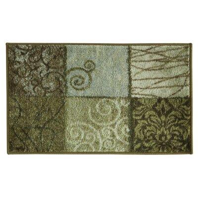 Studio Designs Plush Uncarved Contrast Doormat Rug Size: 27 W x 310 L