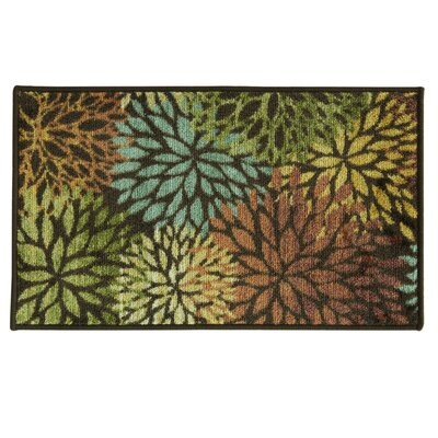 Studio Design Fleur Doormat Mat Size: Rectangle 27 x 310